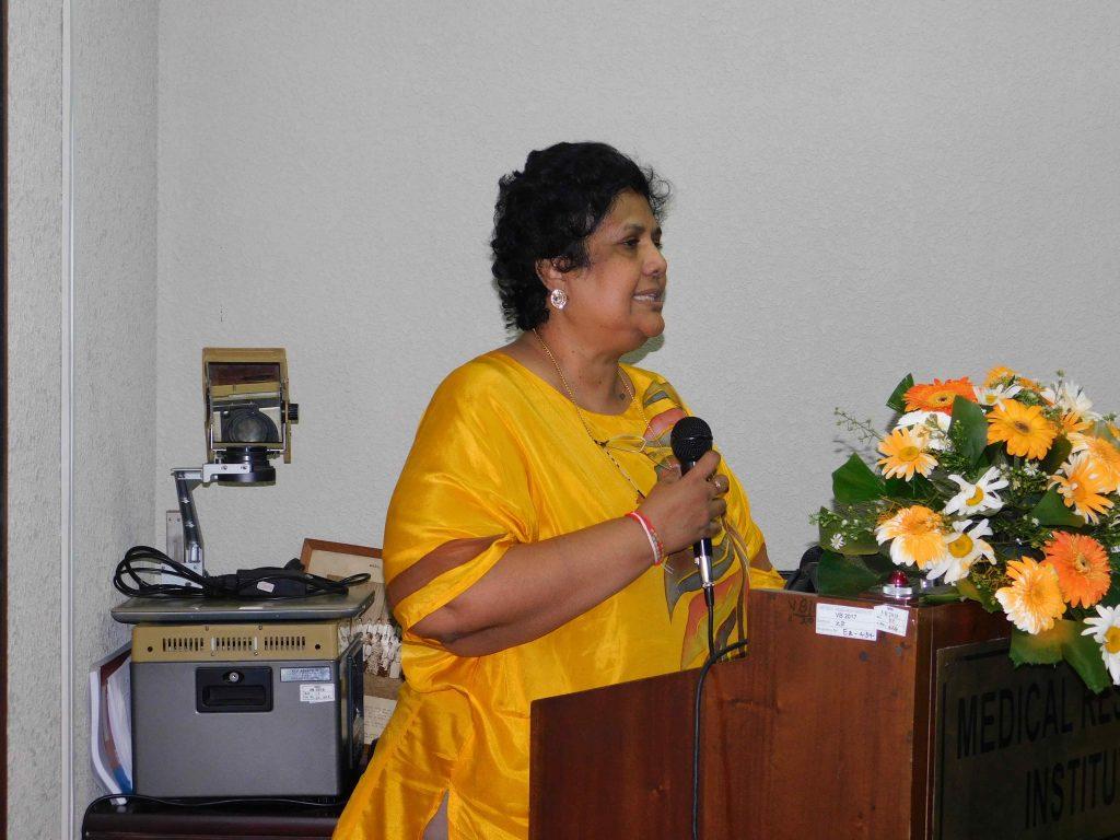 Dr Nishali Ekanayake, Consultant Histopathologist