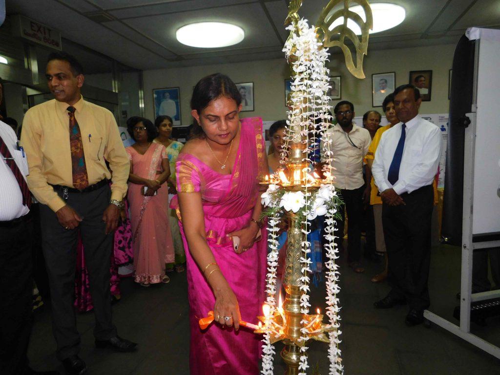 Dr Lilani Karunanayake, Consultant Clinical Microbiologist